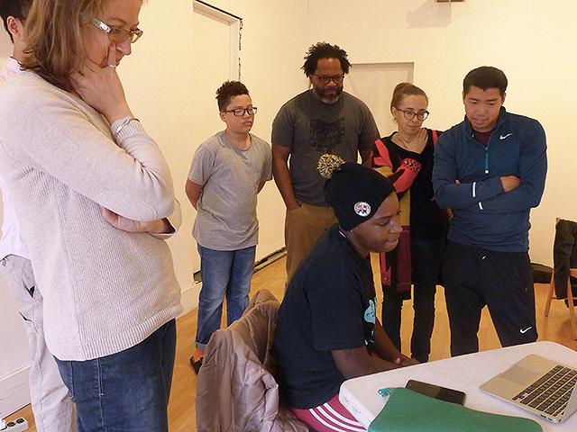 Video As Storytelling Workshop