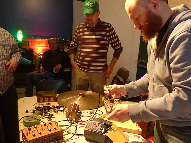 Piezo Workshop